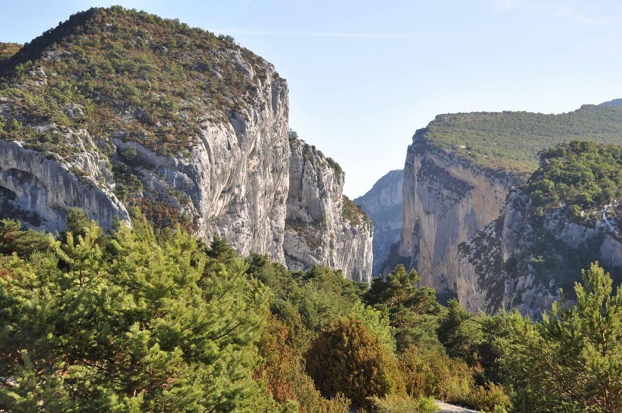 Découverte de la Provence